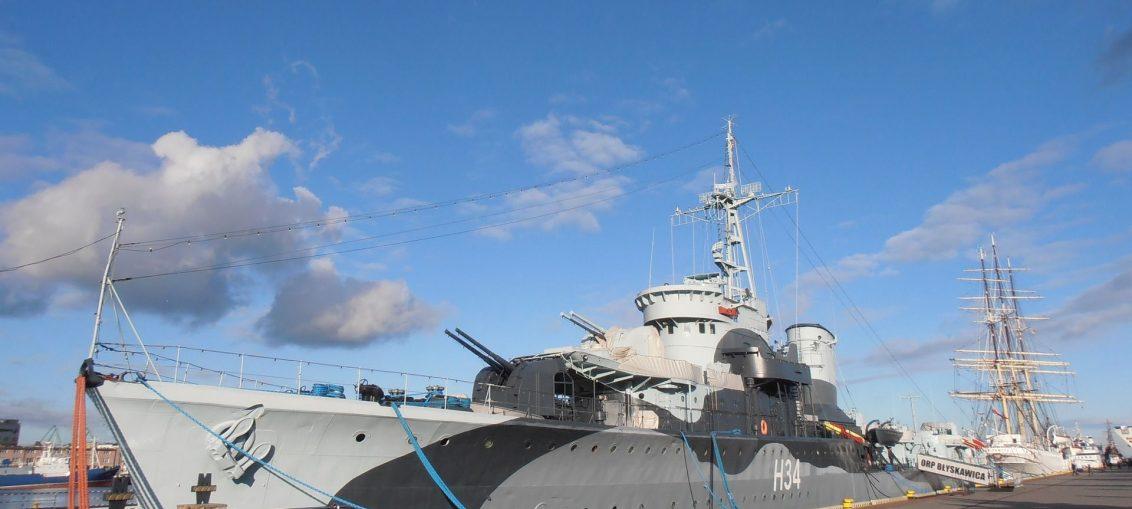 Okręt Gdynia