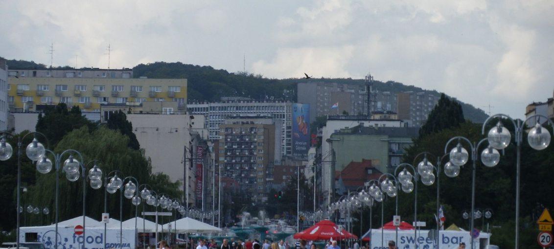 Skwer w Gdyni