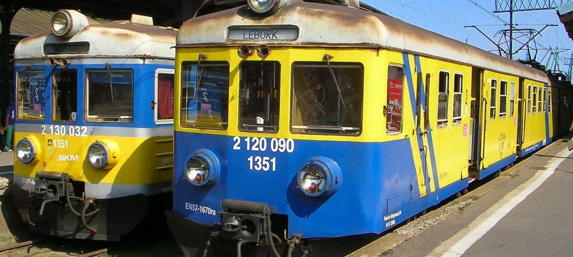 Pociąg Gdynia